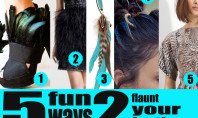 5 Fun Ways to Flaunt Your Feathers This Fall