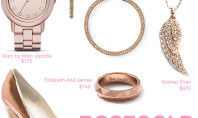 "Trend Spotting: Rosegold is the ""it"" finish"