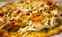 Yum Alert: Gluten Free Dairy Free Pesto Pizza