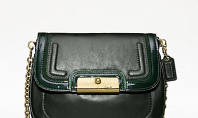 Purse Spotting: Coach Kristen Leather Crossbody