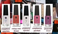 Win It: CND's Hottest #NYFW Nail Polish Shades