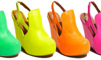 Shoe Spotting: Brighten Up Your Feet For Fall