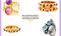 Accessory Spotting: Robindira Unsworth Statement Rings