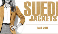 Style Spotting: Suede Jacket Round Up for Fall