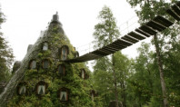 Travel Spotting: The Magic Mountain Hotel in Chile