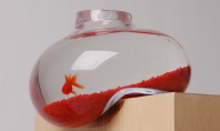 Decor Spotting: Bubble Tank for your Betta