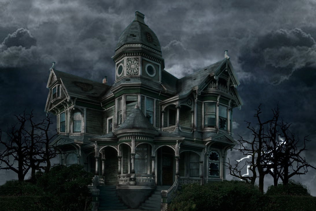 Haunted House by AreYoU Twisted Angels Blog Preview