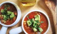Yum Alert: Chicken Tequila Soup
