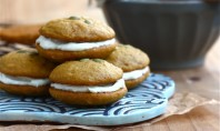 Yum Alert: Soft Pumpkin Sandwich Cookies