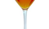 Yum Alert: Caramel Ginger Crisp Cocktail