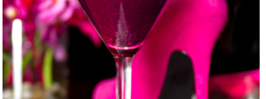 Yum Alert: Stiletto Cocktails For a Cause