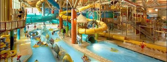 Travel Spotting: Five Wondrous (Indoor) Waterparks