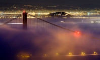 Travel Spotting: San Francisco fog