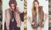 Style Spotting: Faux Fur is Hot