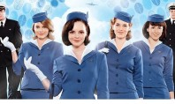 Beauty Spotting: Pan Am Themed Gorgeousness