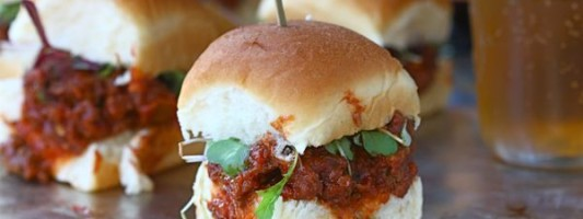 Yum Alert: Sloppy Joe Sliders