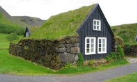 Travel Spotting: Ecofriendly turf houses in Iceland