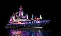 Travel Spotting: Country's Oldest Boat Parade in Newport Beach, CA