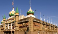 Travel Spotting: The Exotic Corn Palace of South Dakota