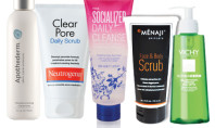 Beauty Spotting: 5 Fab Facial Cleansers