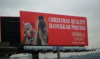 Your Anti-Semitic Billboard of the Day