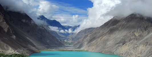 Travel Spotting: A lake to fall in love with