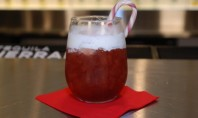 Yum Alert: The Pomegranate Swizzle Cocktail