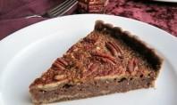 Yum Alert: Gluten-free Maple Pecan Tart