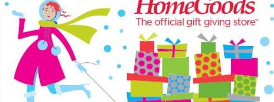 Giveaway Spotting: Homegoods Gift Card