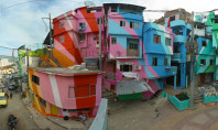 Travel Spotting: Colorful Ghettos Of The World