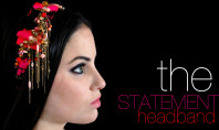 Accessory Spotting: The Statement Headband