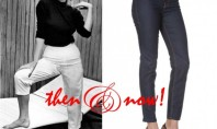 Vintage Spotting: High-waisted Pants That Don't Look Like Mom Jeans