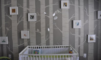 Decor Spotting: The Statement Nursery