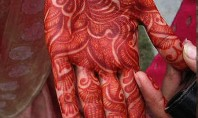 Art Spotting: Beautiful Bridal Henna Tattoos