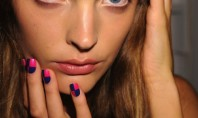 Beauty Spotting: Neon Nails Are So Hot For 2012