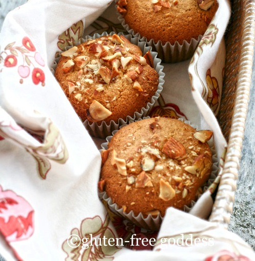 Yum Alert: Gluten-Free Orange Almond Muffins | The Luxury Spot
