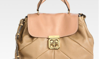 Purse Spotting: Elsie Large Day Bag By Chloé