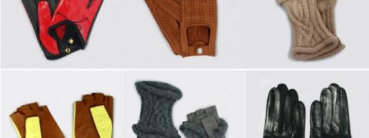 Vintage Spotting: Fashion Forward Gloves