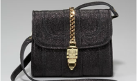 Purse Spotting: The Victoria Flap Bag by Milly
