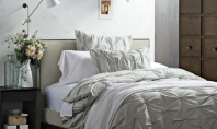 Decor Spotting: Textured Duvets Win Big in 2012