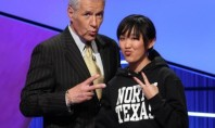 Alex Trebek, you heart throb, you!