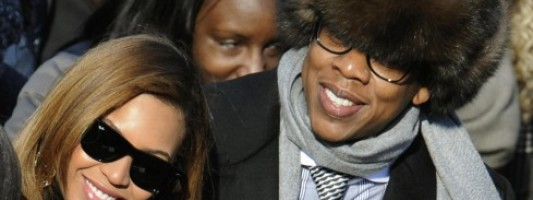 Celeb Spotting: Beyonce And Jay-Z Welcome Daughter, Name Her Blue Ivy Carter
