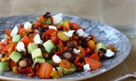 Yum Alert: Roasted Rainbow Carrot Salad (with Citrus Cumin Dressing)