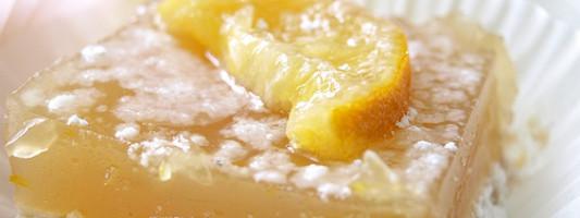 Yum Alert: Gluten-free Lemon Bars