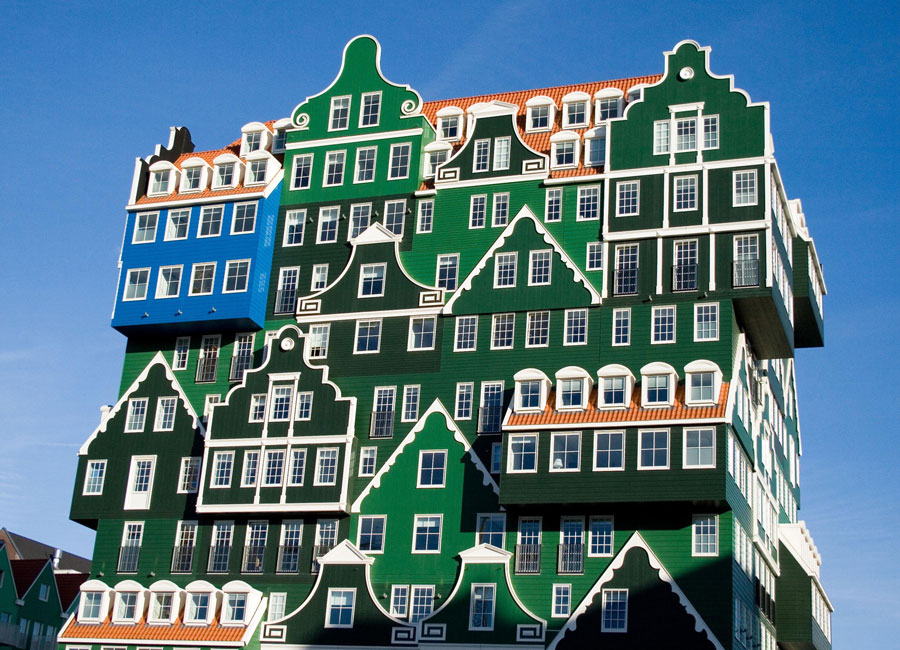 Zaandam hotel in amsterdam is one of the most unique for Interesting hotels