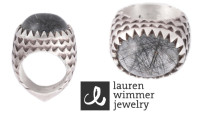 Accessory Spotting: The Freya Ring by Lauren Wimmer