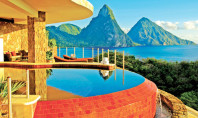 Travel Spotting: Jade Mountain Resort in St Lucia