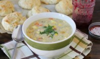 Yum Alert: Sweet Corn Chowder
