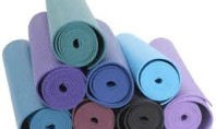 Health Spotting: Yoga Mats Aren't Just For Yoga