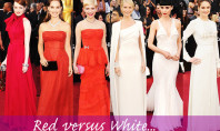 Red and White Rule at the Oscars